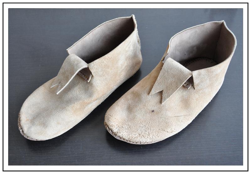 Mokasyny buty o indiańskich korzeniach Obuwie eleganckie
