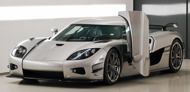 Swedish Car Koenigsegg Price