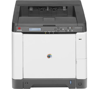 Olivetti d-Color P2026 Driver Download