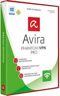 Avira Phantom VPN Pro 2.12.8.21350 Full Patch