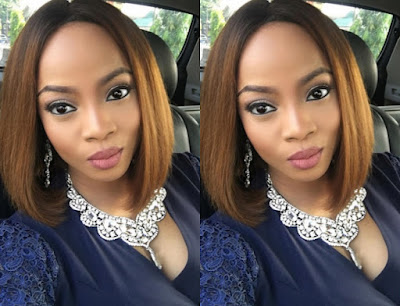 """I wear my bra for 3 months, before washing it"" – Toke Makinwa"