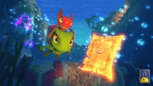Yooka Laylee game download free for pc