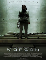 pelicula Morgan (2016)