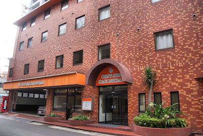 Cent-Inn Kagoshima, Kyushu, Japan