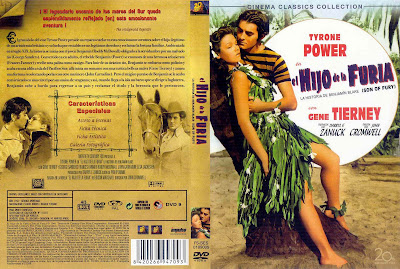 El hijo de la furia | 1942 | Son of Fury: The Story of Benjamin Blake