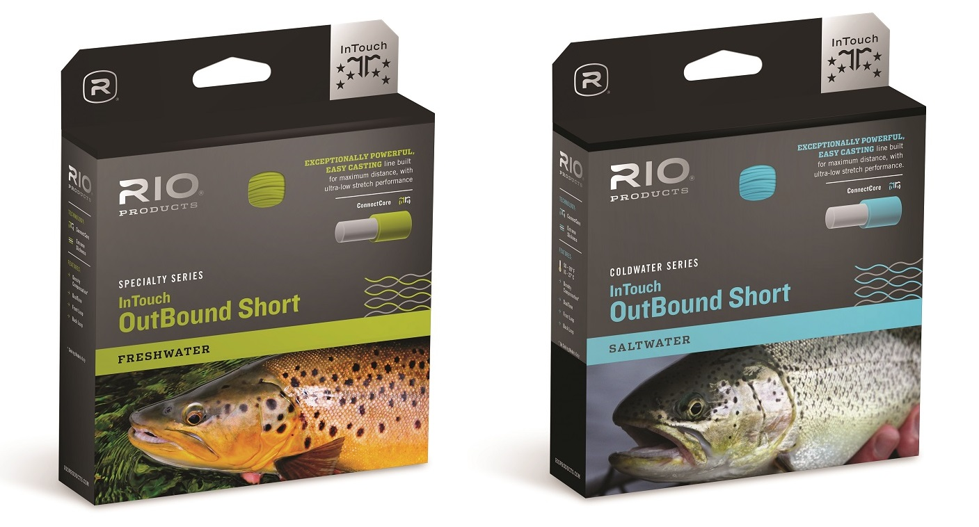 Outbound Short Coldwater Shoot Rio Products Fly Fishing