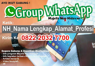 Group WA Majelis Nur Hidayah