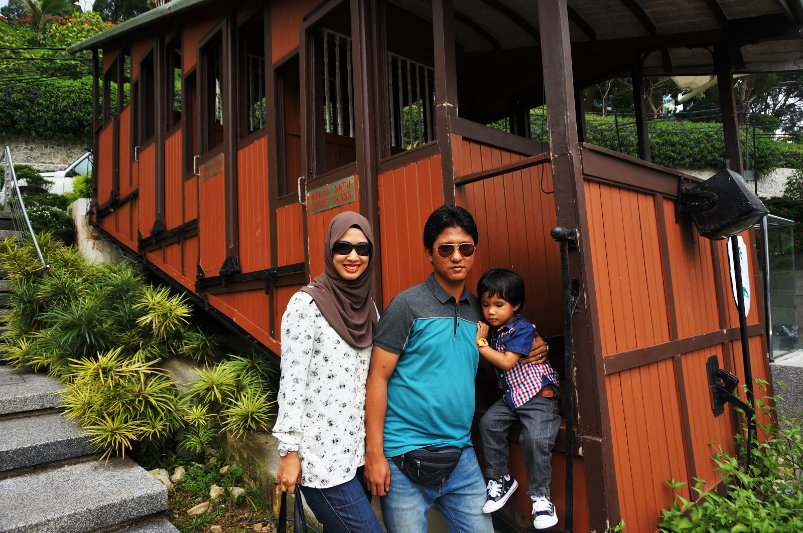 Short Vacay In Penang: Train Trips to Bukit Bendera, Penang