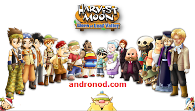 Harvest Moon: Hero Of Leaf Valley ISO/CSO PPSSPP For Android Terbaru