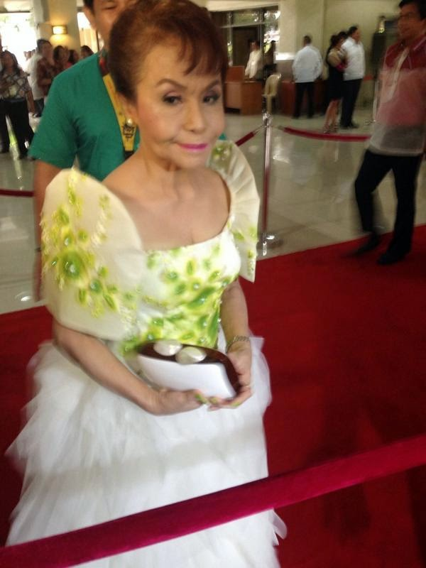 Mommy D SONA 2014