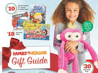 Family Dollar Holiday Gift Guide 2018