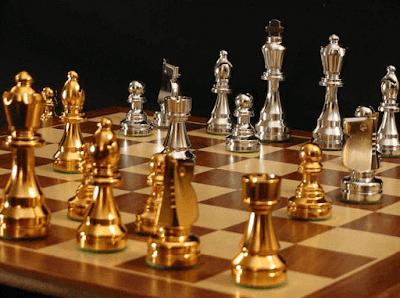 تحضسر نص الشطرنج