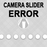 Error Loader Pada Camera Slider