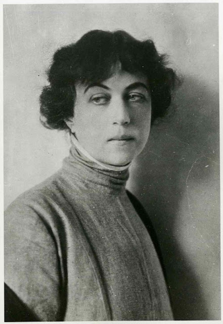 9 January 1940 worldwartwo.filminspector.com Alexandra Kollontai
