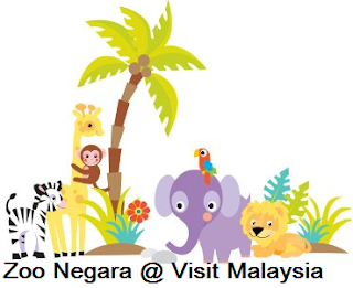 Zoo Negara cartoon