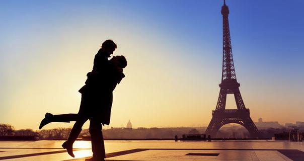 París, uno de los destinos más romátincos