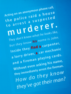 Murder Mystery Lateral Thinking Brain Teaser