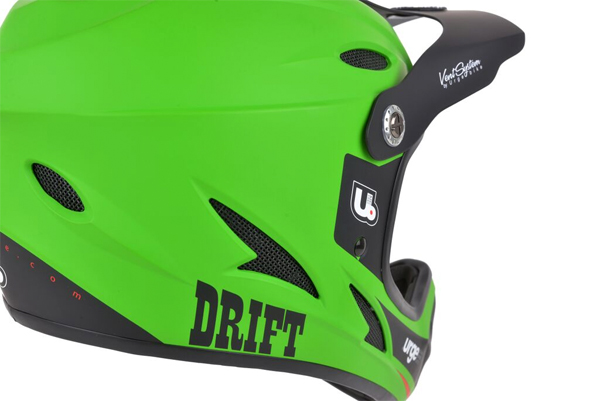 New 2016 Drift Helmet From Urge BP