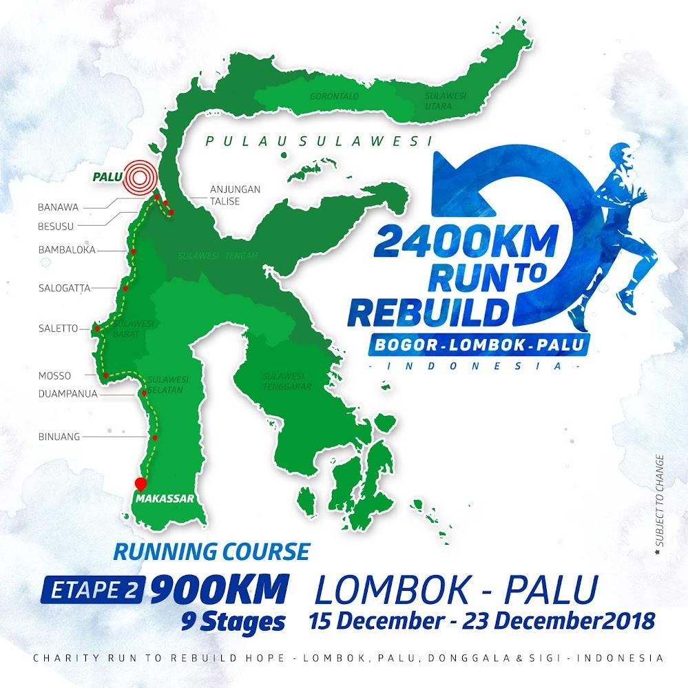 Run to Rebuild • 2018