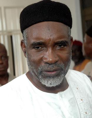 Ex-Adamawa Governor Murtala Nyako