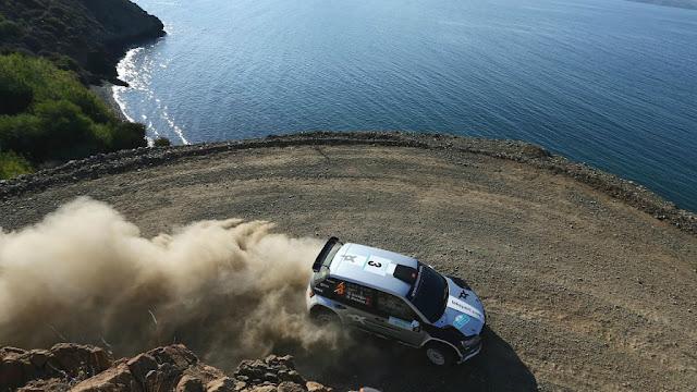 WRC de Turquia