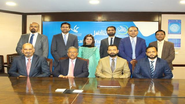 BankIslami And EFU Life Join Hands For BancaTakaful Business