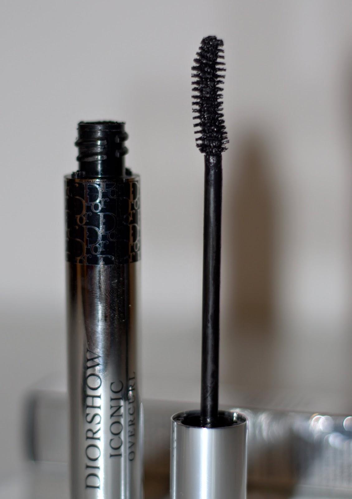 efekt podkręconych tusz Diorshow Iconic Overcurl