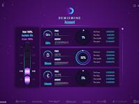 DemixMine | Cloud mining Bitcoin/Litecoin/Ethereum/Dash/Dogecoin/USD