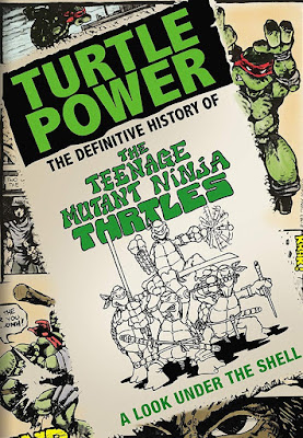 Turtle Power The Definitive History of the Teenage Mutant Ninja Turtles [2014] [DVD R1] [Latino]