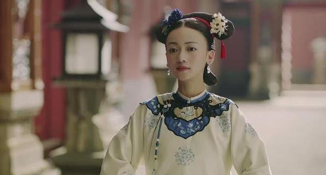 Wu Jinyan Story of Yanxi Palace