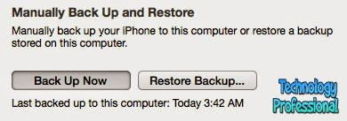 Manual-Back-up ll http://technology-professionales.blogspot.com/2014/10/simple-steps-for-you-to-backup-apple.html