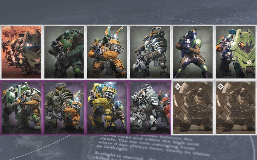 bungie destiny grimoire cards