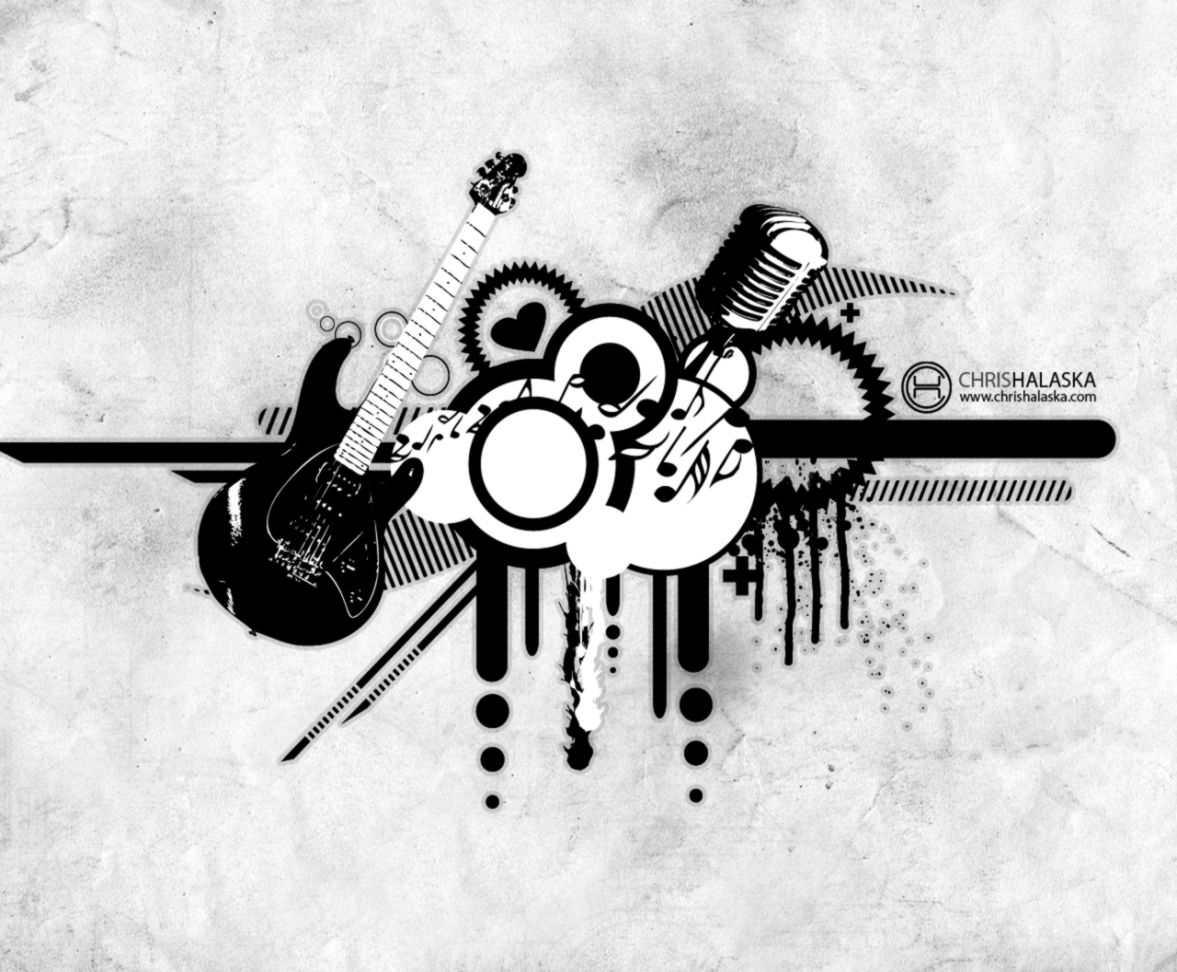 Abstract Music Wallpaper 104 Wallpapers Wallpapers 4k