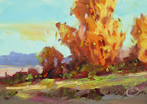 tom brown fine art trees impressionist