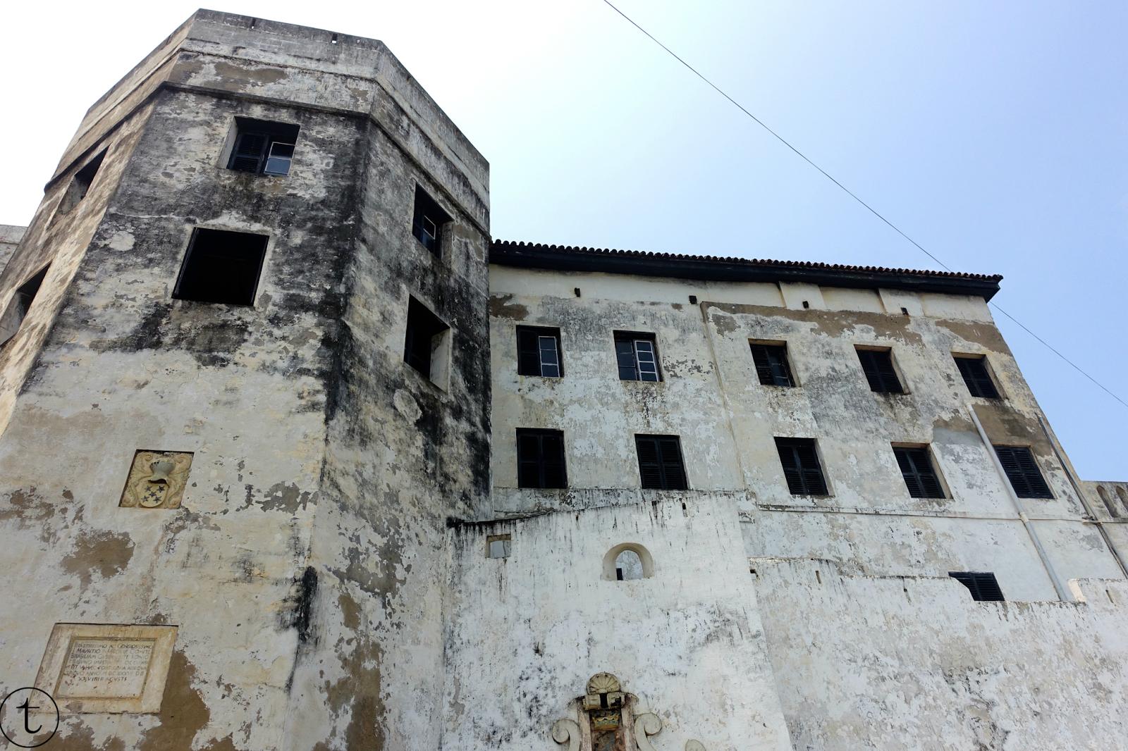 elmina castle in ghana slave oldest slave fort in sub saharan africa