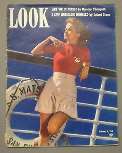 11 February 1941 worldwartwo.filminspector.com Look Magazine