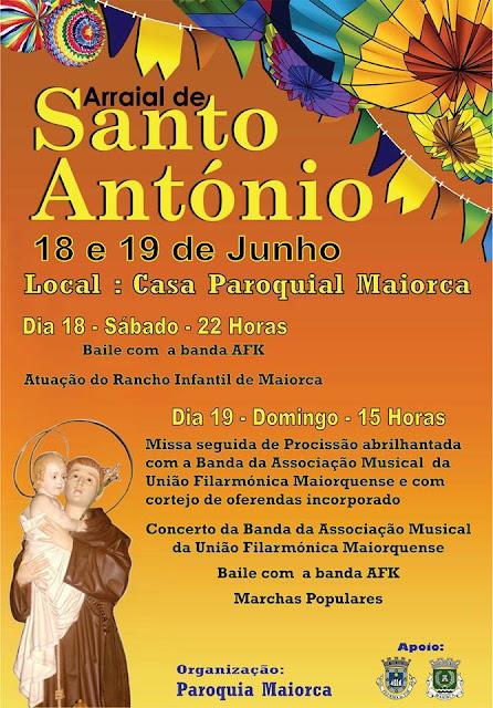 Arraial de Santo António