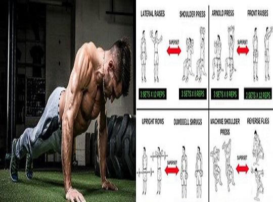 3 Supersets for Super-Sized Shoulders |