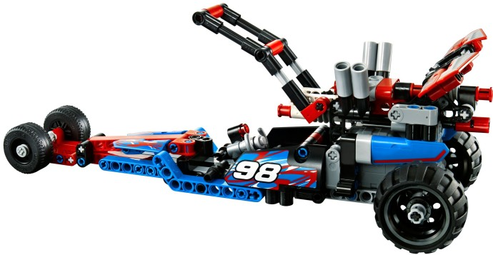 REVIEW: LEGO Technic Pull Back Cars | The Test Pit