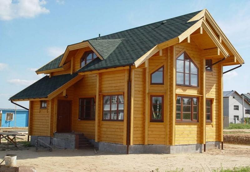 Дома из бруса в Крыму