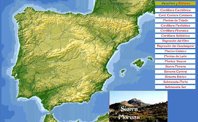 http://www.ceiploreto.es/sugerencias/averroes/educativa/relieve_espana/relieveespana.html