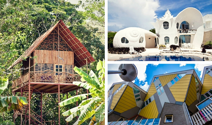 10 Airbnbs That Are So Cool You'll Want To Stay Forever