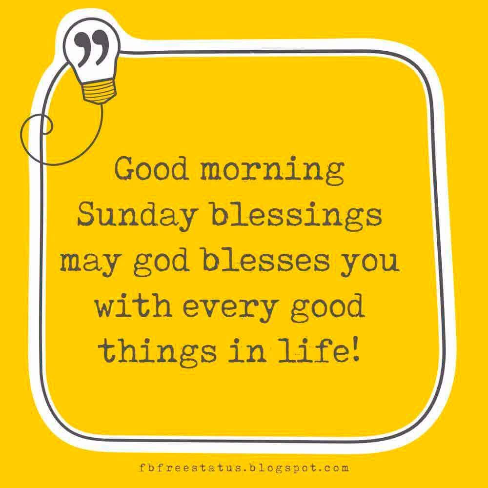 Good Morning Sunday God Photos : Happy sunday morning quotes wishes and images