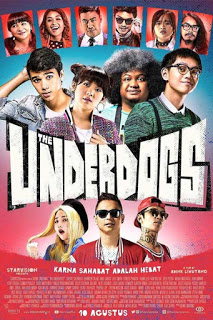 Download Film The Underdogs (2017) Full Movie