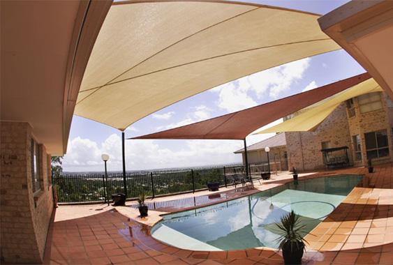 Swimming pool shades suppliers in uae for Swimming pool suppliers in dubai