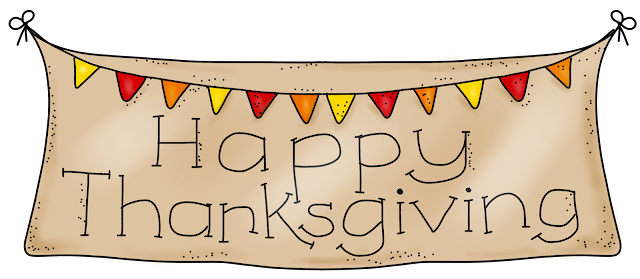 Thanksgiving Day Clipart, Coloring Pages and Pictures
