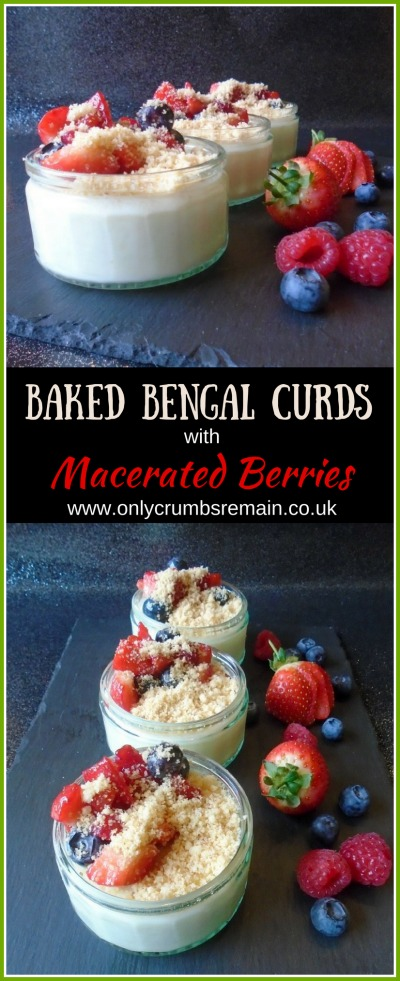 Baked Bengal Curds is a traditional Indian dessert which is very easy to make.  it is perfect to make ahead of time when entertaining guests or as a mid-week treat.