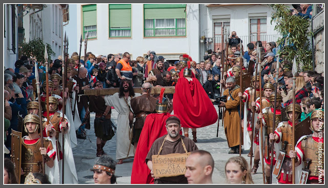 Semana Santa Castro Urdiales Pasión Viviente
