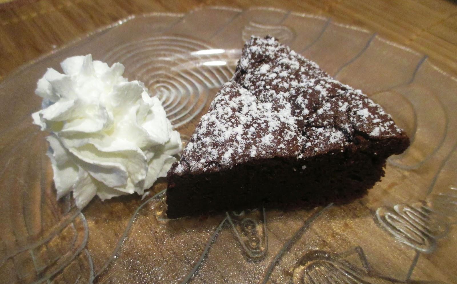 Otaku Family 2 Zutaten Schokolade Kuchen 材料2つでガトーショコラの