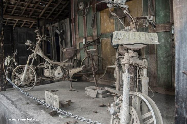 Museum Mini Sisa Hartaku, Tempat Mengenang Dahsyatnya Letusan Merapi 2010